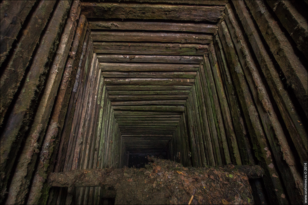 Борзовский (Борзовочный) рудник наждака корунда