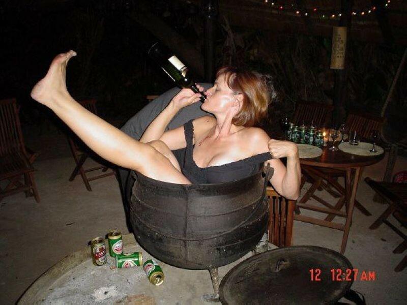 Что творят пьяные жены без мужей порно видео 124