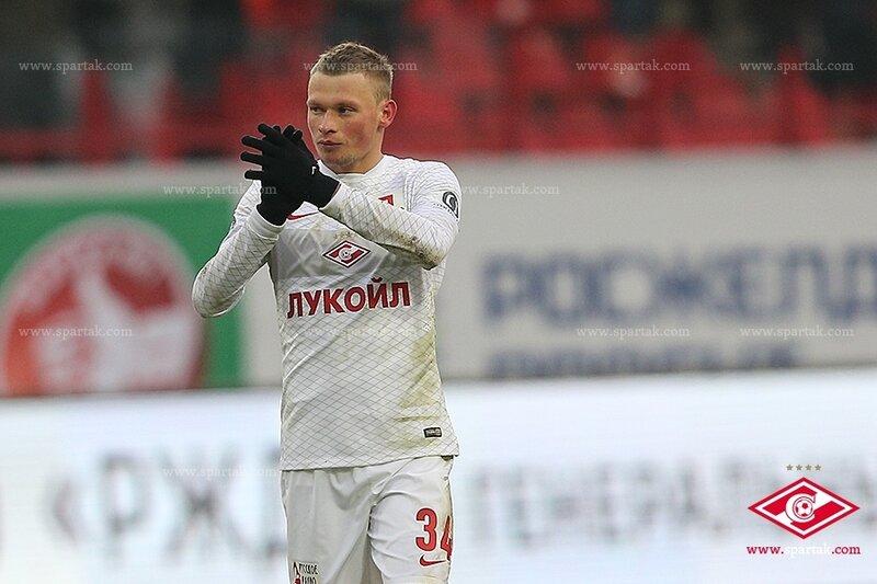«Локомотив» vs «Спартак» 1:0 Премьер-лига 2014-2015 (Фото)