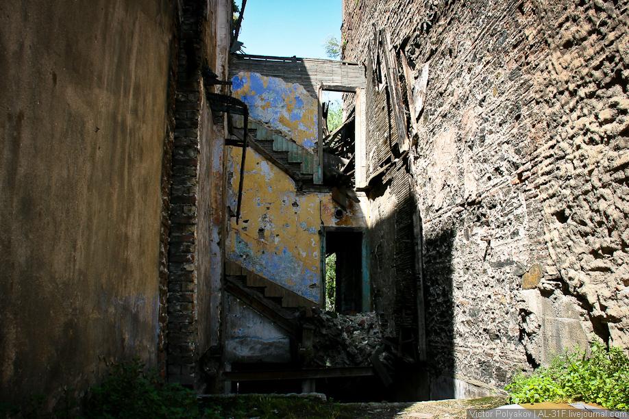 Руины. Стамбул