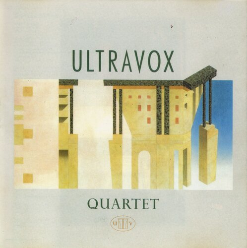 Ultravox - Quartet (1982) FLAC