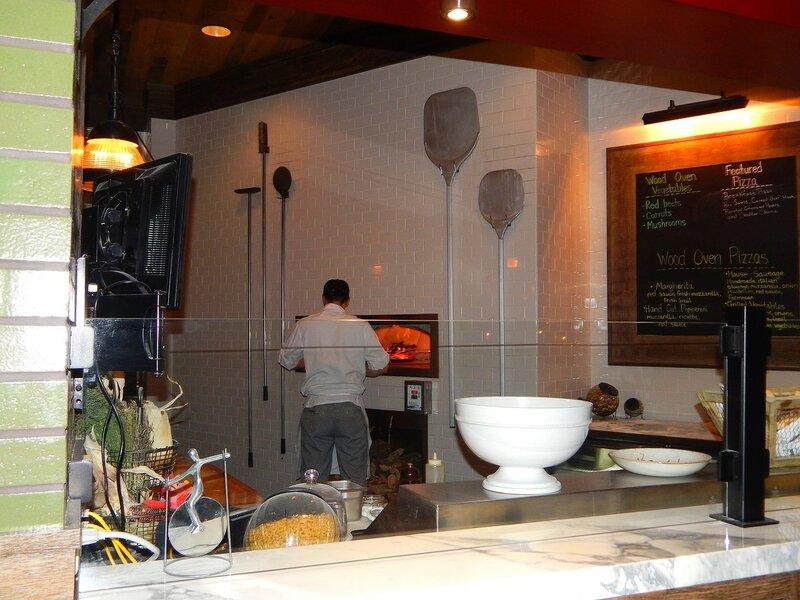 Ресторан PJ'S.