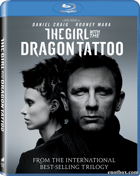 Девушка с татуировкой дракона / The Girl with the Dragon Tattoo (2011/BDRip/HDRip)