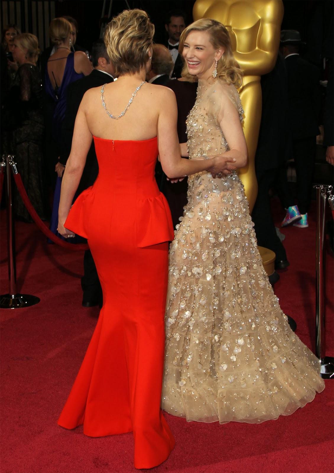 Почему актрисе Кейт Бланшетт не нравятся журналисты на красной дорожке