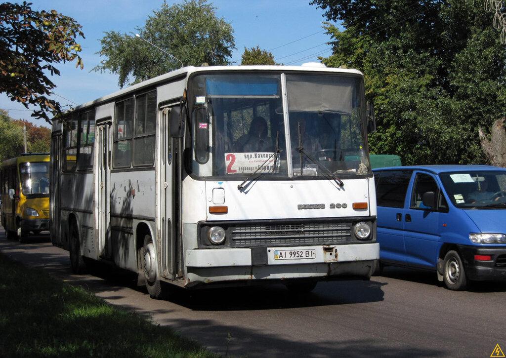 Бориспіль: транспортно-ознайомча поїздка у 2010му