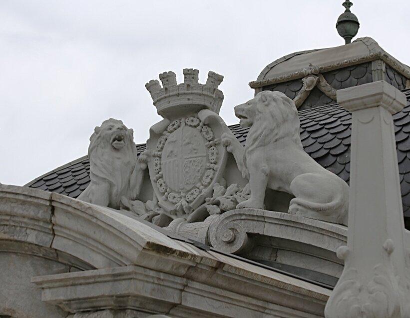 Доностия-Сан-Себастьян. Купальня Ла Перла (La Perla)