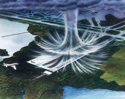 """Уникальные природные явления. """"Водяная бомба"""""""