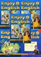 Книга Enjoy English. 5 - 6 классы.  Полный комплект учебных материалов