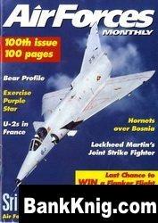 Журнал Air Forces Monthly №7  1996 pdf в rar  51,11Мб