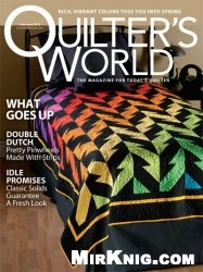 Quilter's World - February 2012