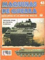 Журнал Maquinas de Guerra Enciclopedia de las Armas del Siglo XX Nº 43