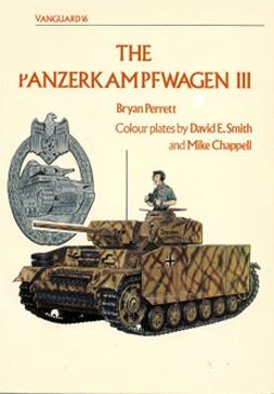 Osprey Vanguard 16 - Panzerkampfwagen III