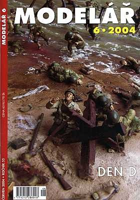 Журнал Modelar 2004 No 6