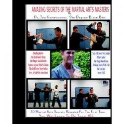 Книга Amazing Secrets Of The Martial Arts Masters
