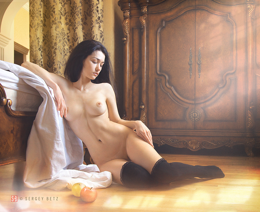 художественное фото ню-шц2