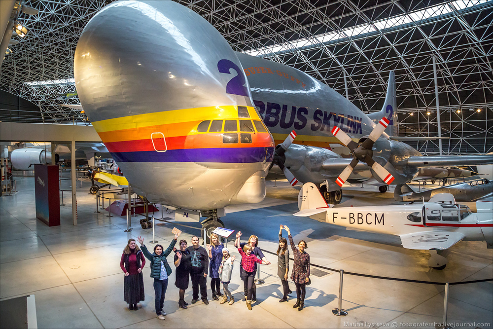 Aeroscopia - лучший авиационный музей