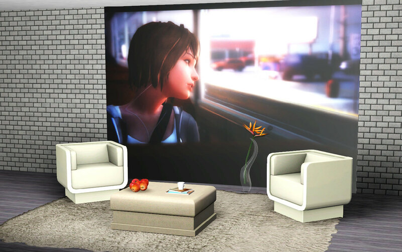 Mural Life is Strange by ihelen