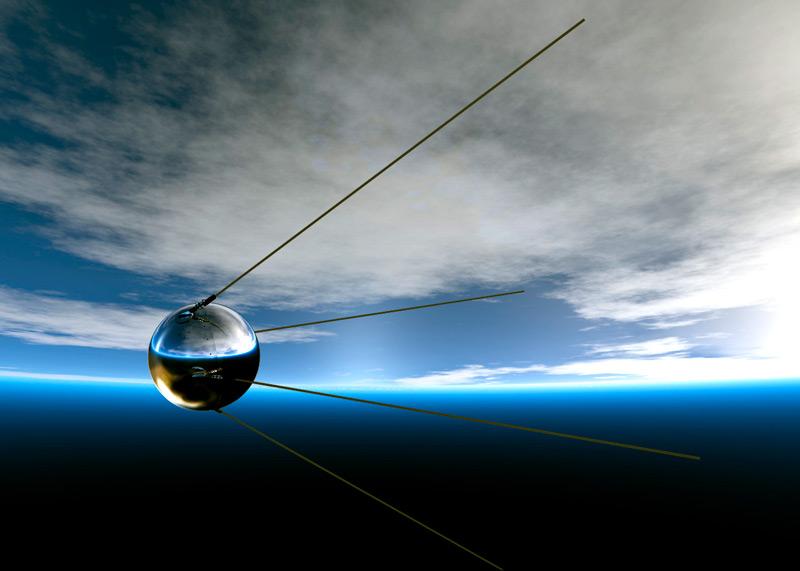 Первый искусственный спутник Земли ПС-1