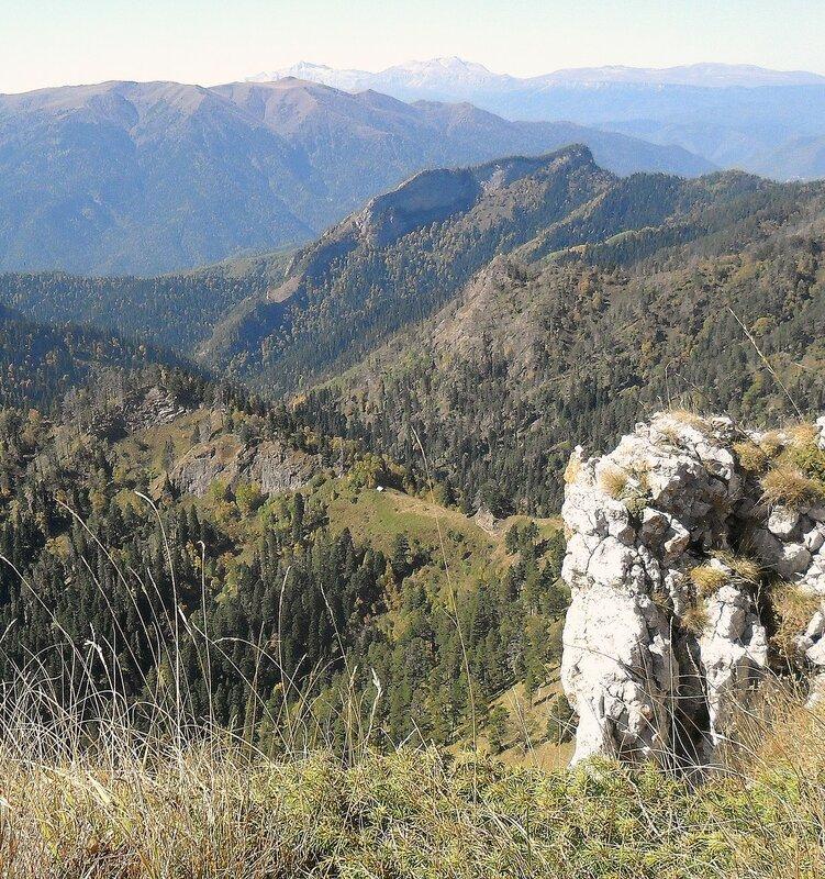 Кавказ, Адыгея, Большой Тхач, туризм, сентябрь 2012... SAM_3309 - копия.JPG