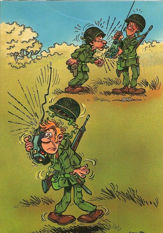 Для, открытки об армии