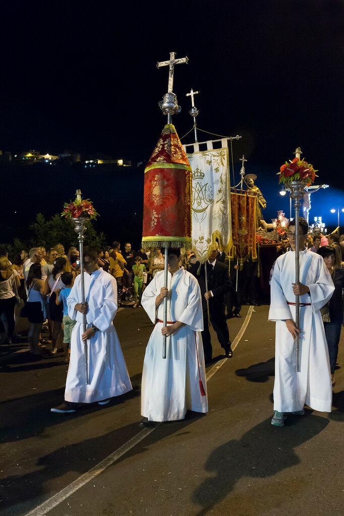 Fiestas Lustrales del Santísimo Cristo de la Misericordia-2015. Гарачико, Тенерифе.