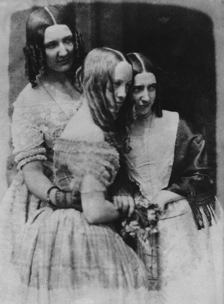 1845. Мисс Монро и миссис Бинни
