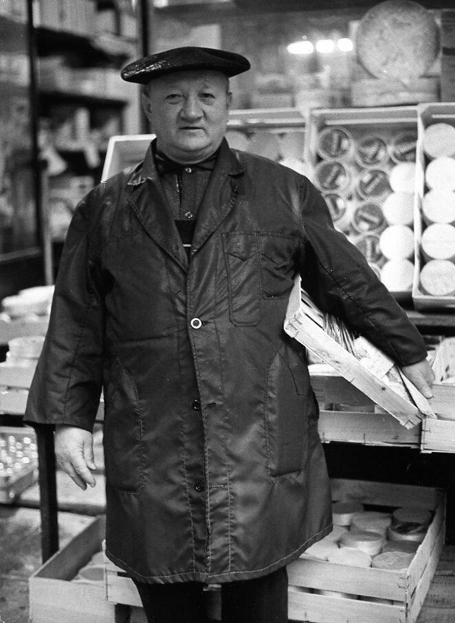 1967. Человек со сливками