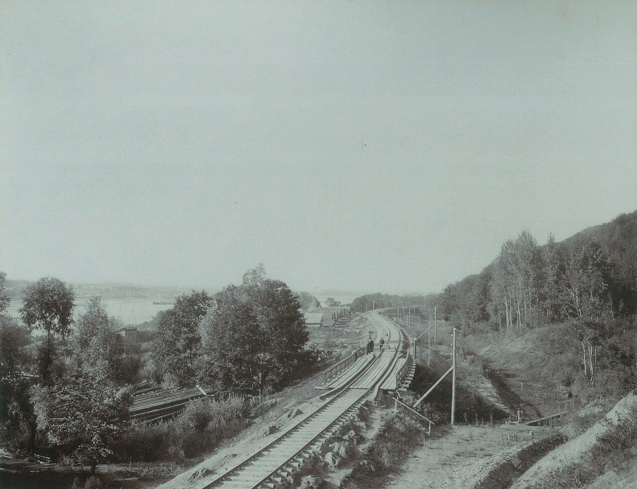 11. Деревянный мост на 281-й версте, пикет №38+15