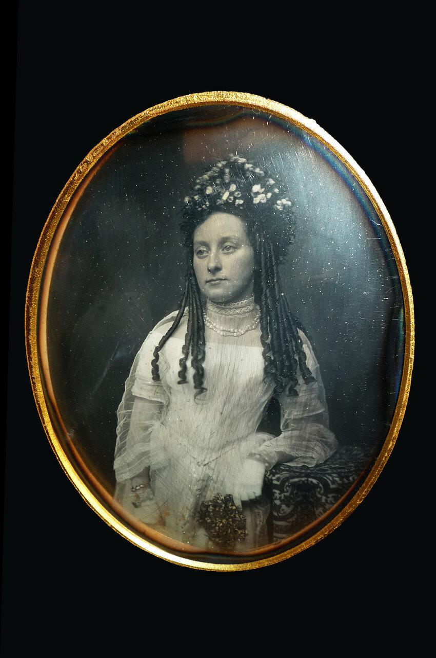 1840-е. Невеста