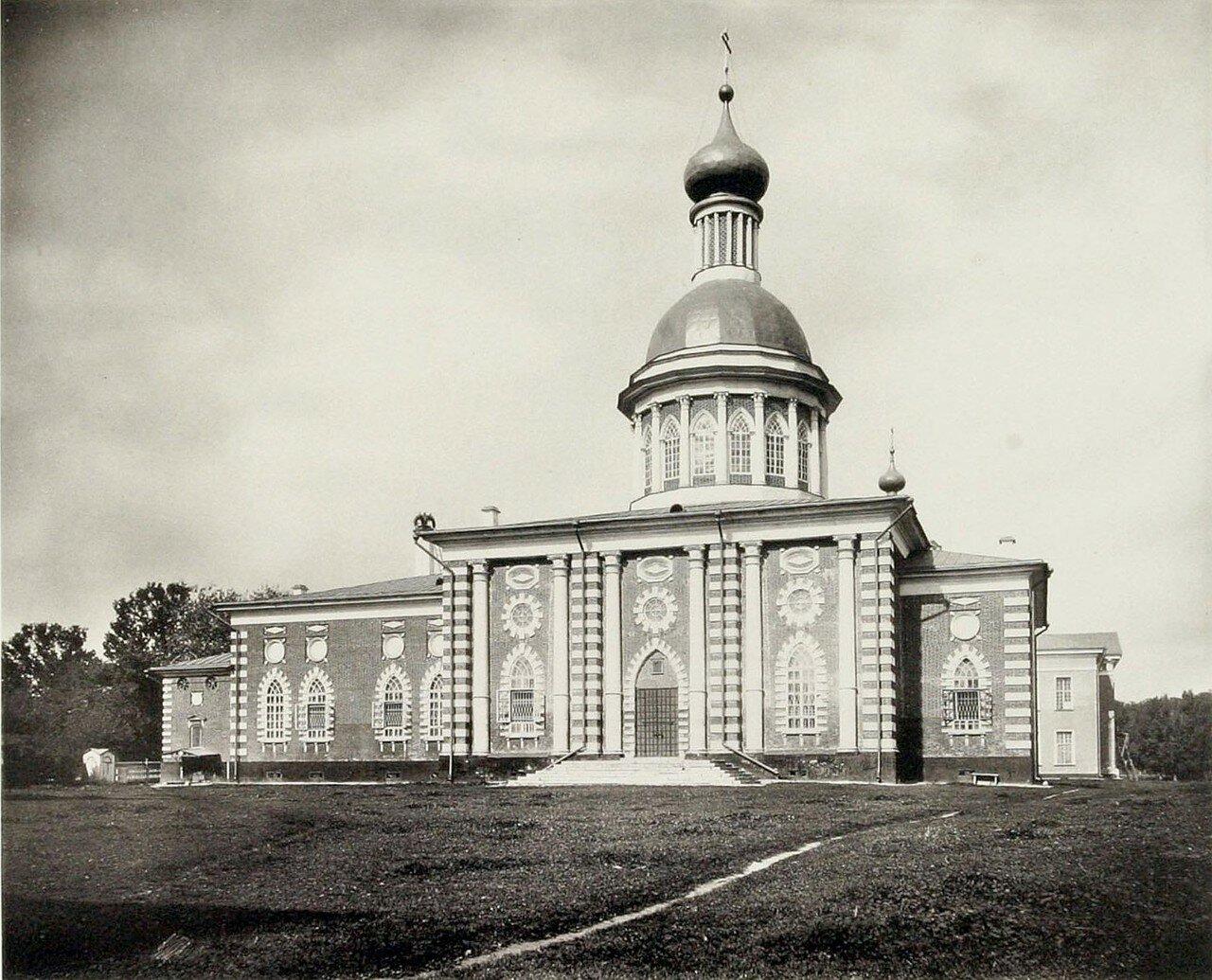 314. Старообрядческая Рожденственская часовня на Рогожском кладбище