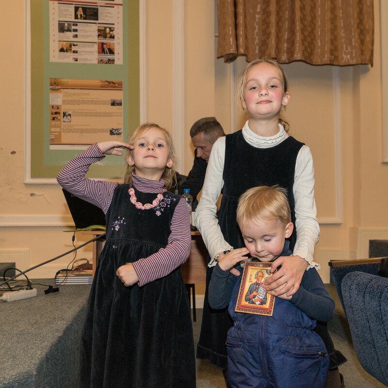 Дети Суворова