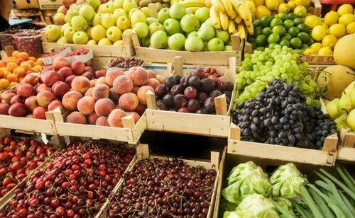 Фрукты и овощи в Молдове становятся всё дороже
