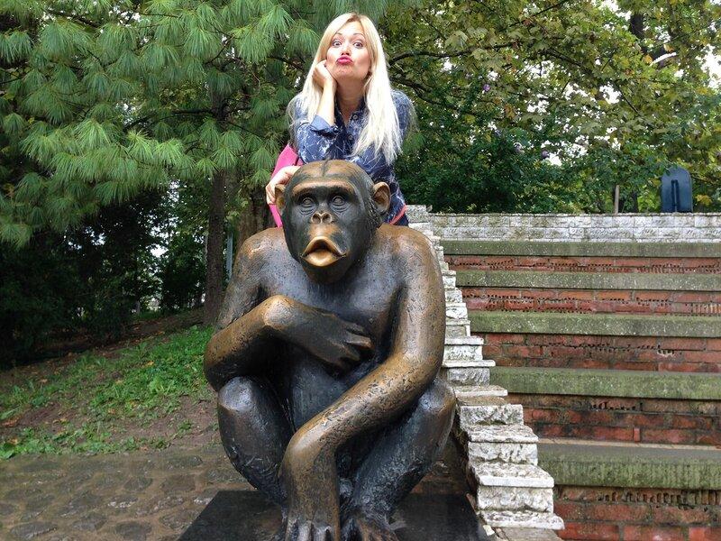 зоопарк в Белграде