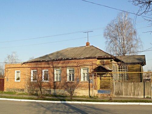 Дом жилой, Советская, 6