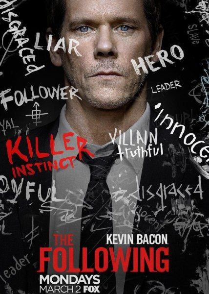 ������������� / The Following (3 �����/2015/WEBDLRip)