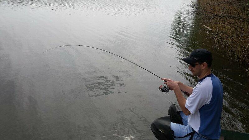 рыба плещется но не клюет на спиннинг