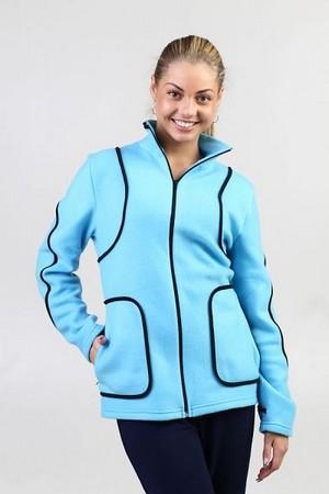 Куртка трикотажная женская Спорт