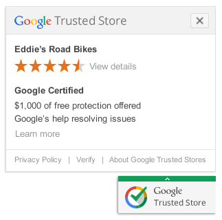 Google �������� ������ � ��������� Trusted Stores