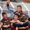 Чемпионат Европы 2015 среди юношей до 17 лет.