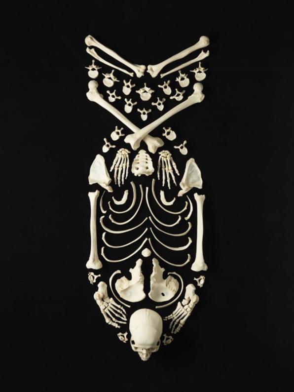 Символика из костей