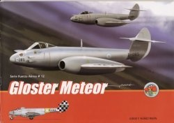 Serie Fuerza Aerea Argentina N.12: Gloster Meteor