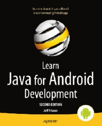 Книга Learn Java for Android Development 2nd