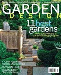 Журнал Журнал Garden Design №10-11 (октябрь-ноябрь 2007)