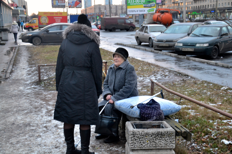 Страх и ненависть в Петербурге