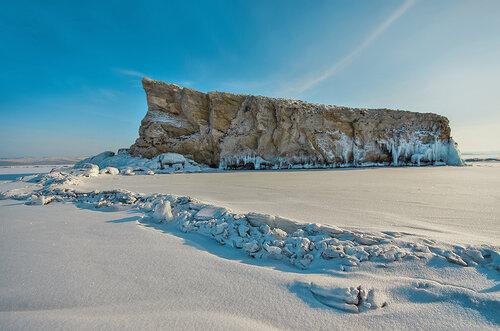 Остров Шарга-Даган