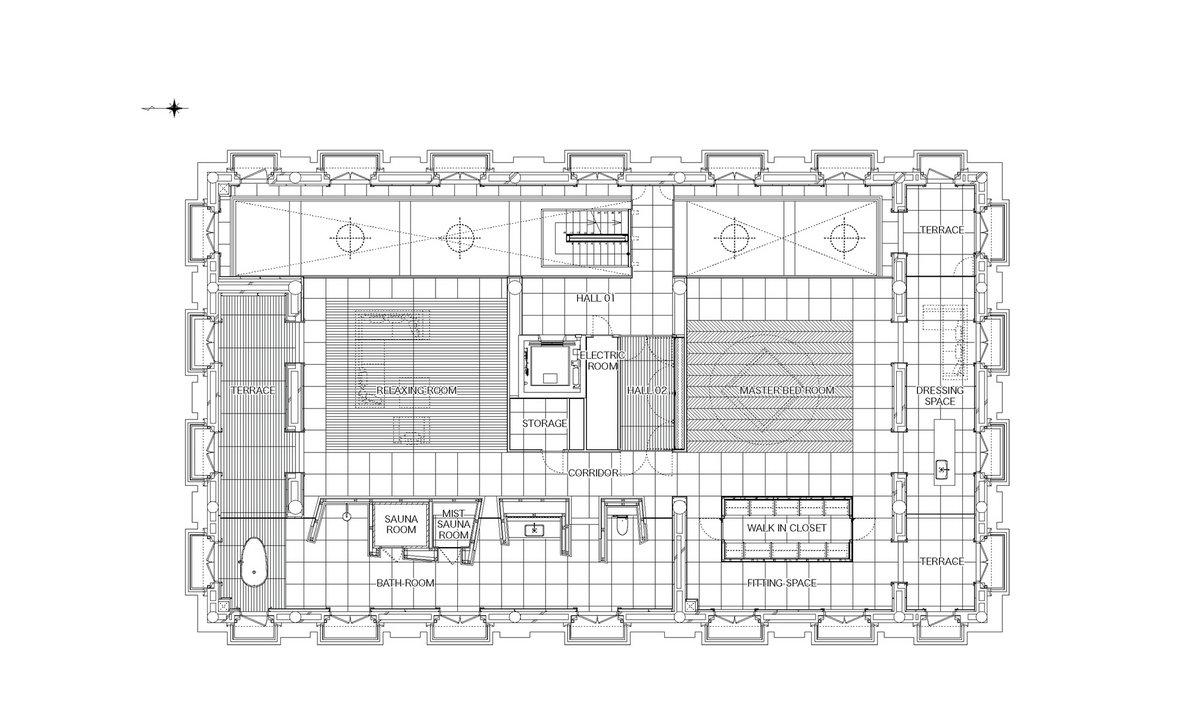 Makoto Yamaguchi Design, особняки в Лаосе, недвижимость Лаос, частные дома Лаос, лаосский тик, оформление интерьера Swarovski, стена из гранита
