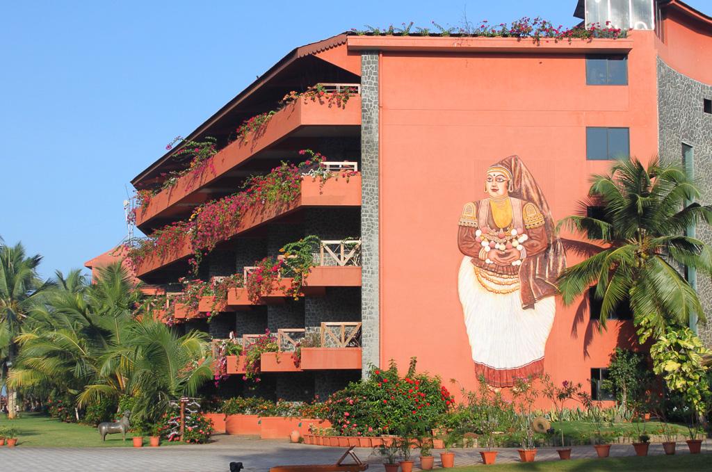 Фотография 8. Гостиница Uday Samudra Beach в штате Керала, Индия