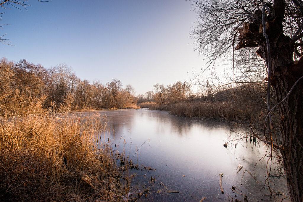 На берегу Северского Донца