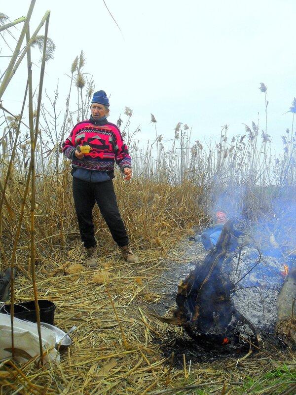 Ноябрь 2014, в походе, на природе, туризм