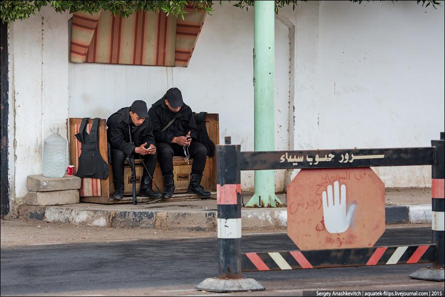 Безопасность в Египте